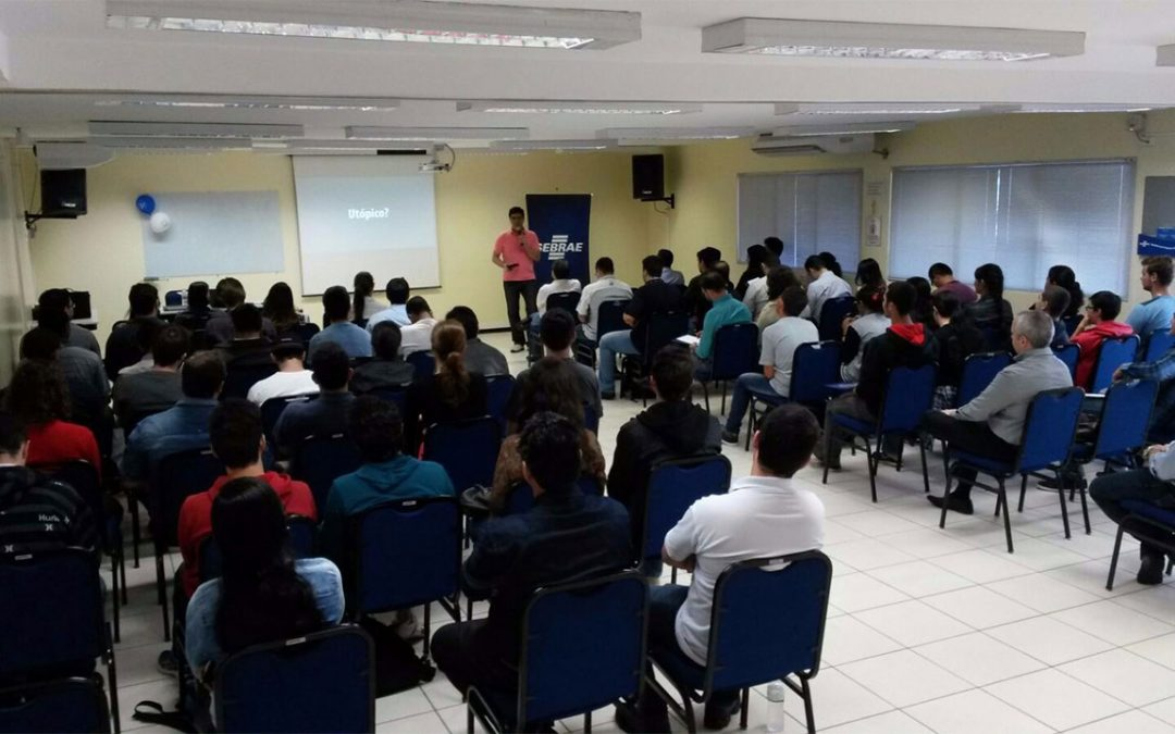 Palestra Desenvolvimento Ágil – Como Fazer mais em menos tempo. – Cafe Tech – Sebrae Londrina