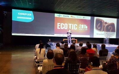 Palestra na ECOTIC 2016