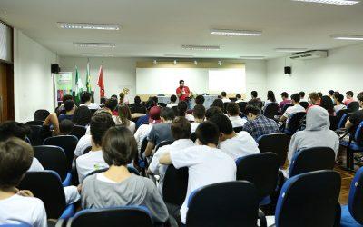Palestra Desenvolvimento Ágil na IV Semana de Integração – IFPR – Campus Londrina
