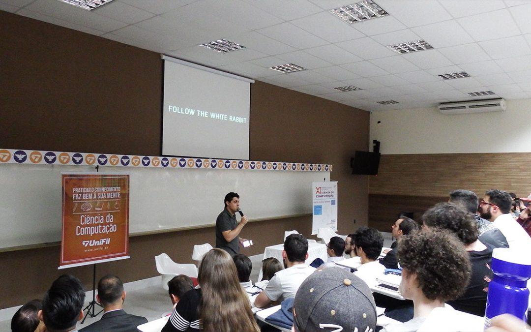 Palestra na XI Semana Tecnológica da UNIFIL