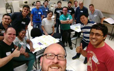 Workshop – Colaboração, Aprendizagem que gera Resultado! – Learning Shot