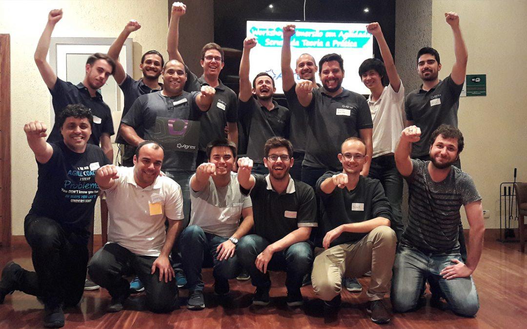 Workshop Imersão em Agilidade 30 e 31 de agosto 2018 –  AGRES – Curitiba – PR